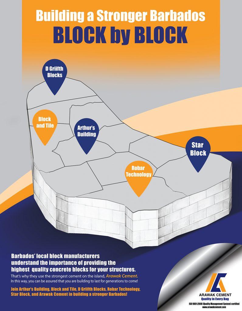 Arawak Block Ad