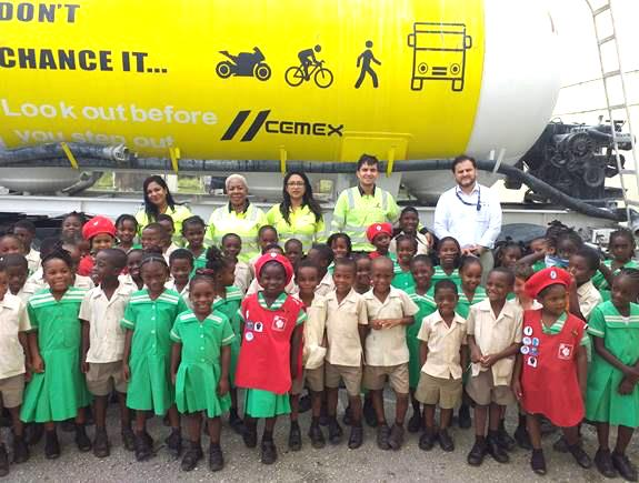 HAPPY, ROAD SAFE KIDS ARE OUR #1 PRIORITY AT ACCL AS WE CONTINUE OUR EDUCATION DRIVE THROUGH THE VRU PROGRAMME